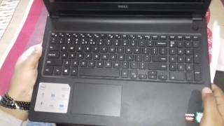Dell Inspiron 15 3000 Laptop Unboxing | Review-India