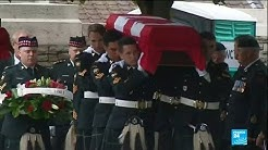 Canadian soldiers killed in WWI laid to rest in France 100 years later