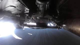 Volvo 1800E + T5 Driveline vibration - camera facing transmission moun