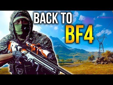 SNIPER HEAVEN Battlefield 4