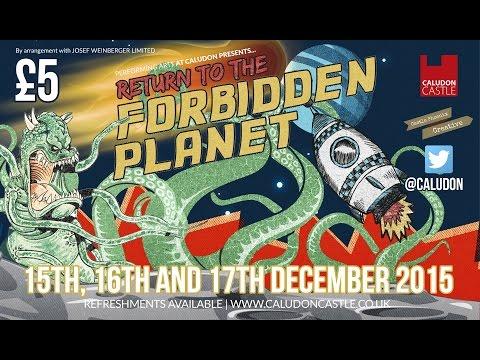 Return to the Forbidden Planet - Thursday Performance