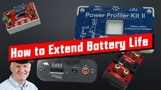 #386 How to meaṡure low Currents for ESP/Arduino? Power Profiler, Otii, µCurrent Gold, Joulescope