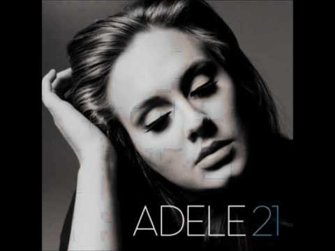 Adele- I found a boy (with lyrics)