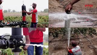 Ganga Drip Irrigation Systems | Drip Irrigation | Drip Irrigation System Installation | process