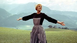 Edelweiss - Julie Andrews - The Sound Of Music, HD with Lyrics