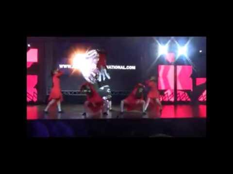 Dance Academy Netyel - Open Grupo Pequeño - Show - Campeones All Dance Panama