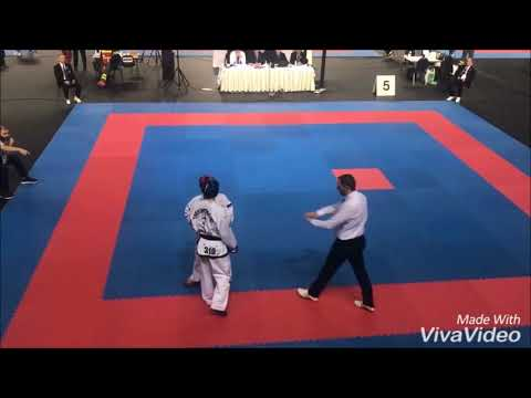 A.C.Proteas Ioanninon - Badis Achilleas - Gold Medal - European Championship 2018 Tallinn Estonia