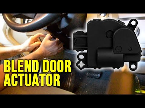 how-to-replace-blend-door-actuator-on-dodge-avenger