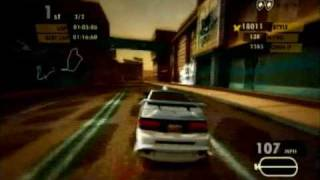 Wii Gameplay: Need For Speed Nitro (2009)