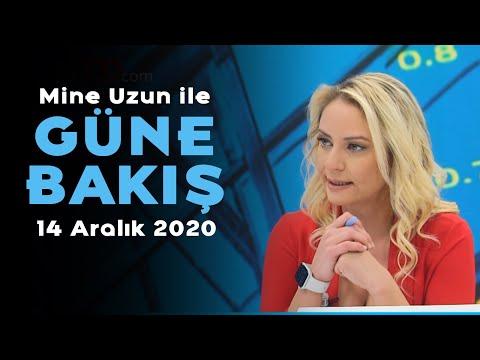 Mine Uzun ile Güne Bakış - 14 Aralık 2020 - Cüneyt Dirican, Serkan Toper, Murat Gezici - Bengi Başer