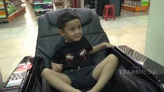 JANJI SUCI - Rafathar Keliling Naik Motor-Motoran Sambil Ngeliatin Ular (10/8/19) Part 2