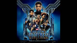 Black Panther Soundtrack - Black Panther OST