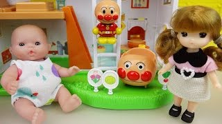 Video Baby Doll Annpan Man car and two story house toys download MP3, 3GP, MP4, WEBM, AVI, FLV Desember 2017