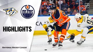nhl-highlights-predators-oilers-02-08-20