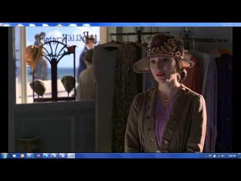 Boardwalk Empire Season 1 Episode 9 Dress Shop Scene