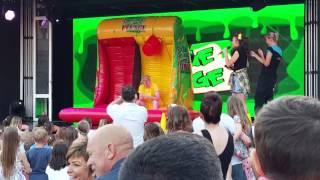 Niall Holiday Village Majorca Getting Gunged 2015