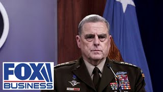 Expert slams accusations against Gen. Milley a 'foreign policy disaster'