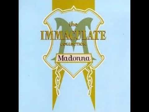 MadonnaColeccion Inmaculada