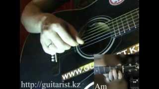 Вид боя № 2 (Уроки игры на гитаре Guitarist.kz)