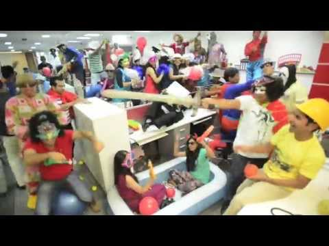 Harlem Shake @ QuadLabs, Gurgaon India | Travel Technology Travel Video