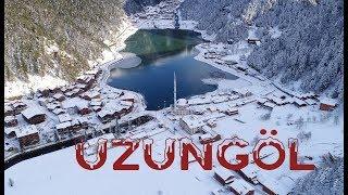 UZUNGÖL / TRABZON / ÇAYKARA / KIŞ / TURKEY