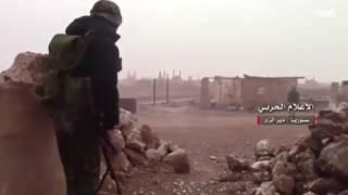 داعش يسعى لتعزيز وجوده  بسوريا بعد خسائره في العراق