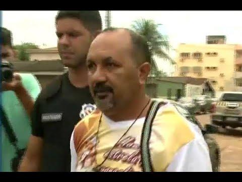 Padre conhecido por apoiar trabalhadores sem terra é preso | SBT Brasil (27/03/18)