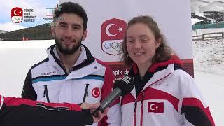 Alp Disiplini Milli Sporcularımızda Hedef Olimpiyatlarda En İyisini Yapmak