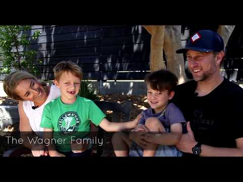 The Wagner Family goes solar!