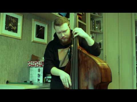 S. Kondratyev - Blue Monk (7 Christian Mcbride solo's in 7 days)