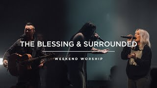 The Blessing & Surrounded (Fight My Battles)   Red Rocks Worship