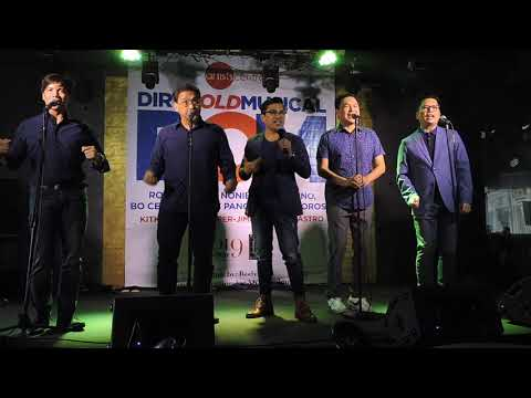 WATCH: Dirty Old Musical 2019