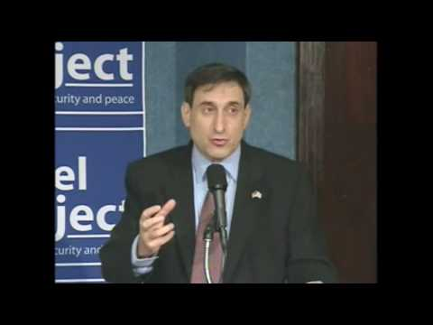 Sallai Meridor Addresses National Press Club during Israel's Defensive Operation in Gaza part 3