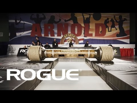 The Austrian Oak — 2016 Arnold Strongman Classic