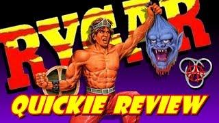 Rygar (NES) | Quickie Review | Nefarious Wes
