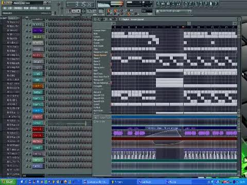 Lasgo Alone Dj Levy FL Studio 8 rmx