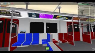 [ROBLOX] TTC: Riding T1 From Sheppard - Yonge à Don Mills Station