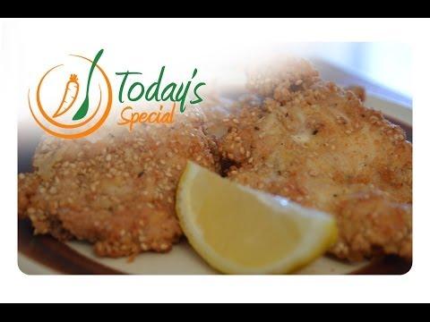 Fried Chicken Breast – Schnitzel recipe – How to Make a Delicious, Fast, Easy  Fried Chicken Breast.