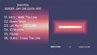 [DOWNLOAD][LINK] ALBUM ENHYPEN BORDER: DAY ONE (MP3 DRIVE)