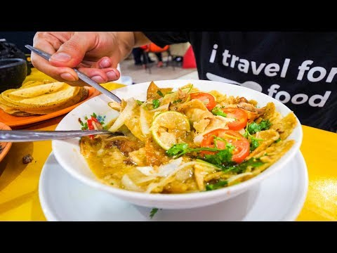 Mexican Street Food Tour in Mérida - HIDDEN GEMS Restaurants