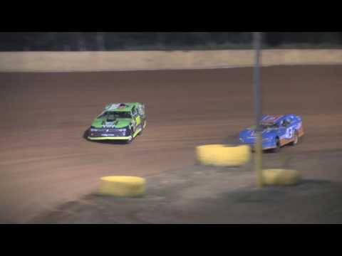 KDRA Super Stock Heat #1 from Ponderosa Speedway, September 30, 2016.