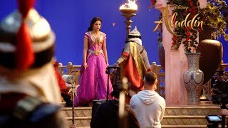 Naomi Scott - Speechless ( Aladdin ) 沒有言語