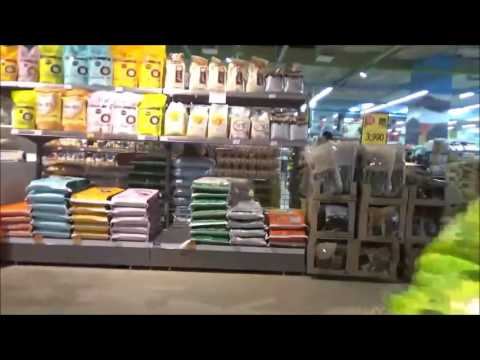 June 29 2016   Shopping day at Home Plus with John and Andy