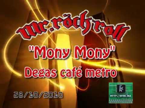 Mony Mony - Mr Rock n Roll