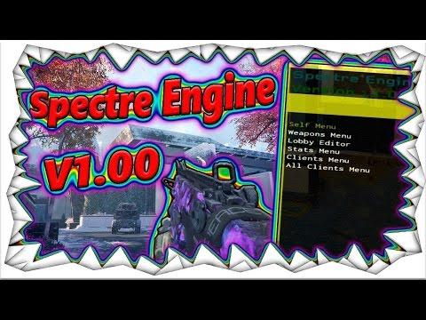 [PS3/PS4/BO3/1.07] Black Ops 3 Spectre Engine V1.00 SPRX MOD MENU FREE DOWNLOAD