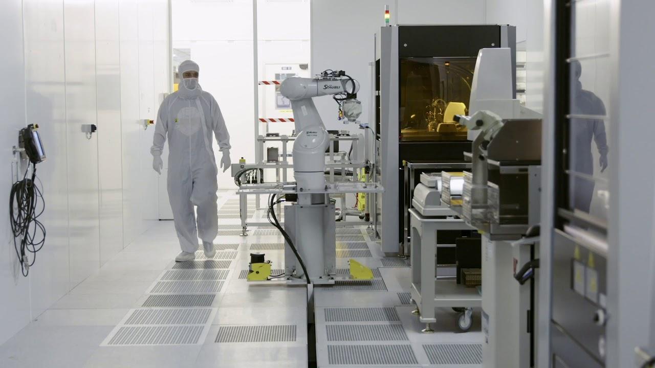 Semiconductor Manufacturing, Fabrication Service   Teledyne e2v