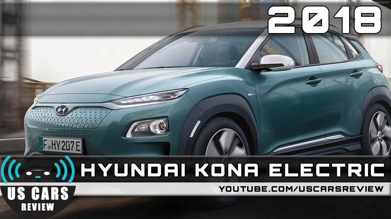 2018 Hyundai Kona Electric Review