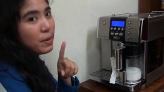 Review Coffee Machine Delonghi Primadonna