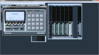 Cubase 5 (Groove Agent, многоканальность)