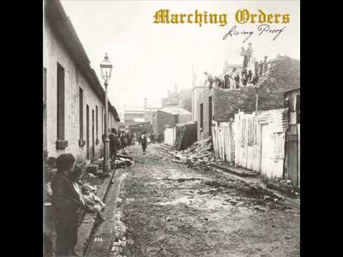 Marching Orders - Living Proof (Full Album)
